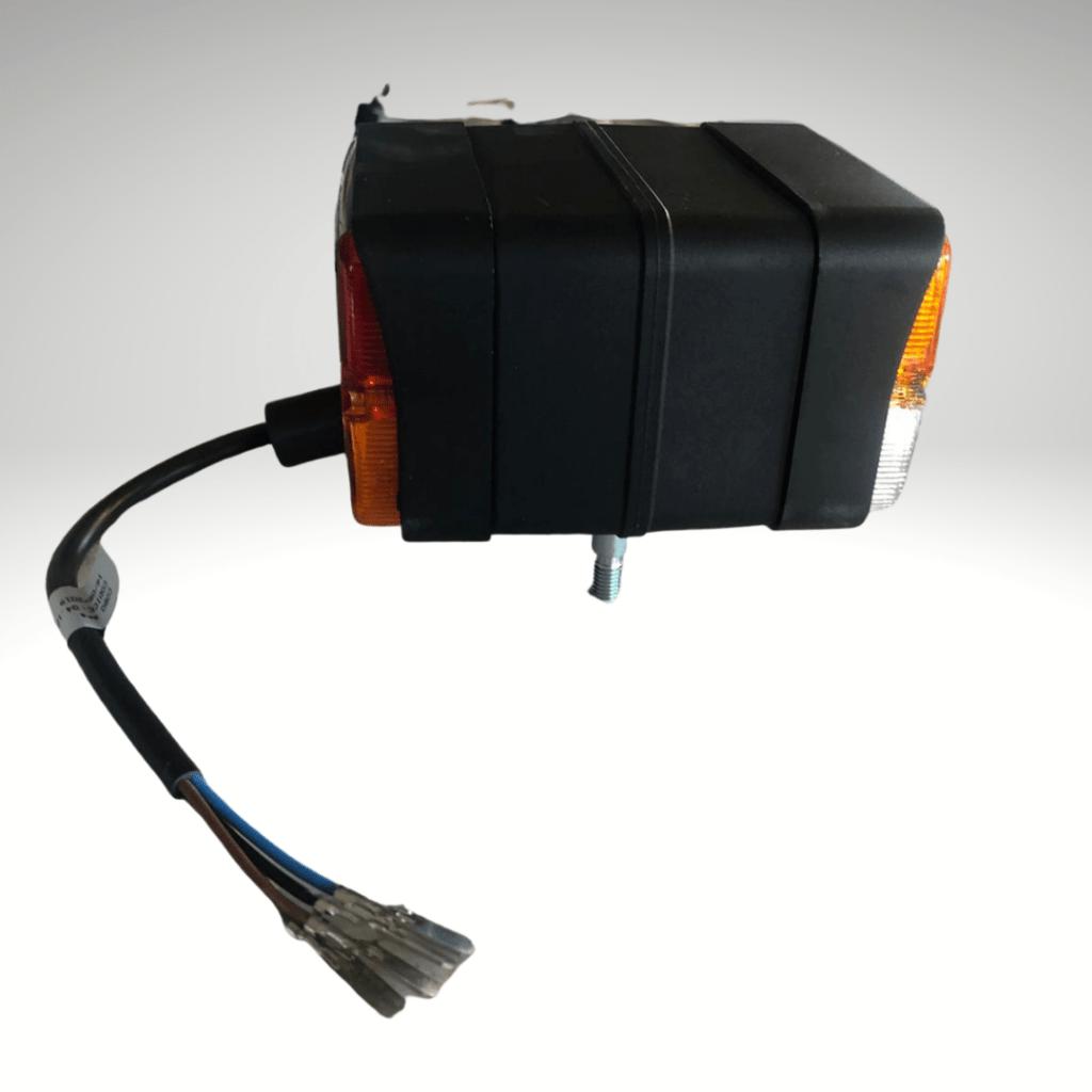 Piloto de luces completo doble función