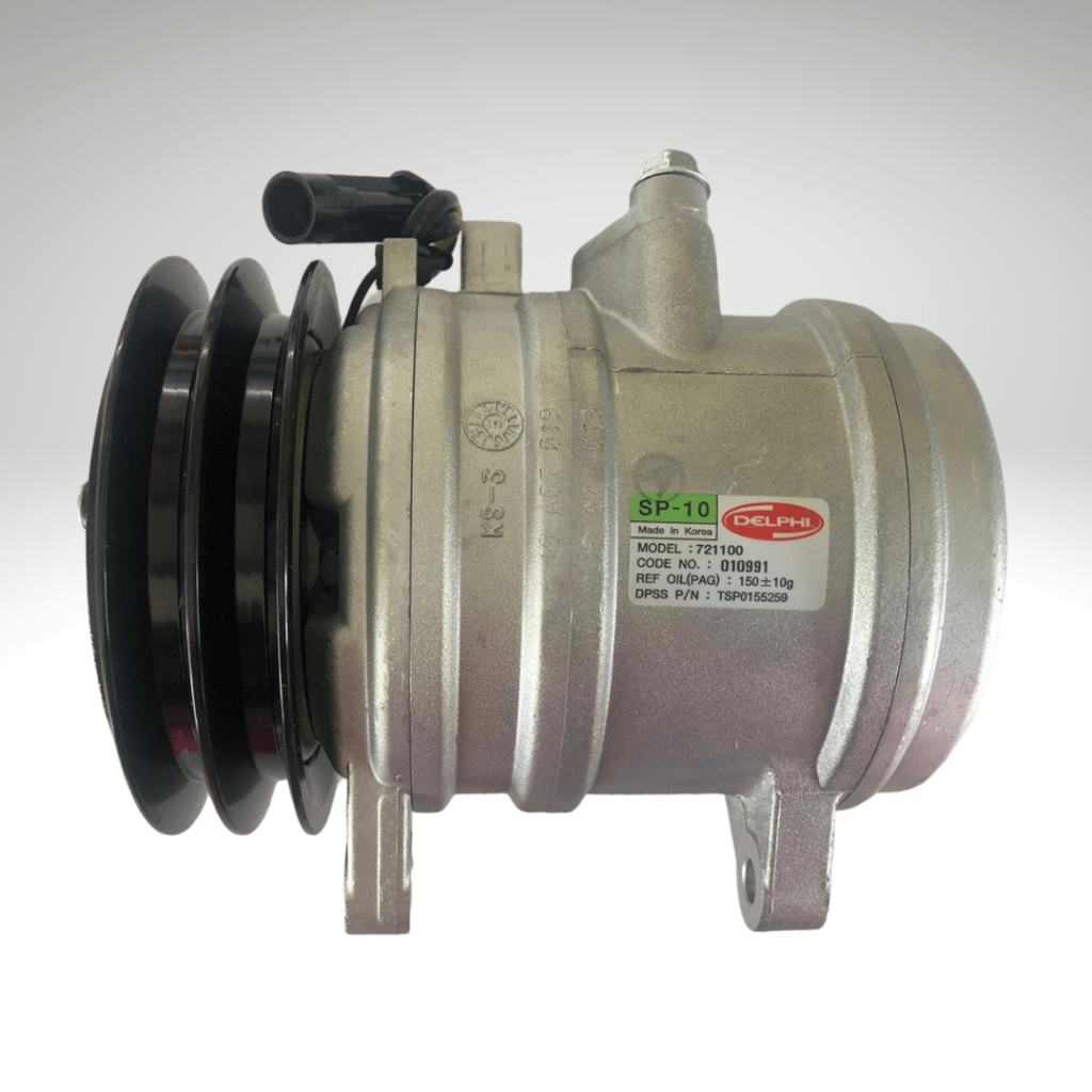 Compresor aire acondicionado SP 10