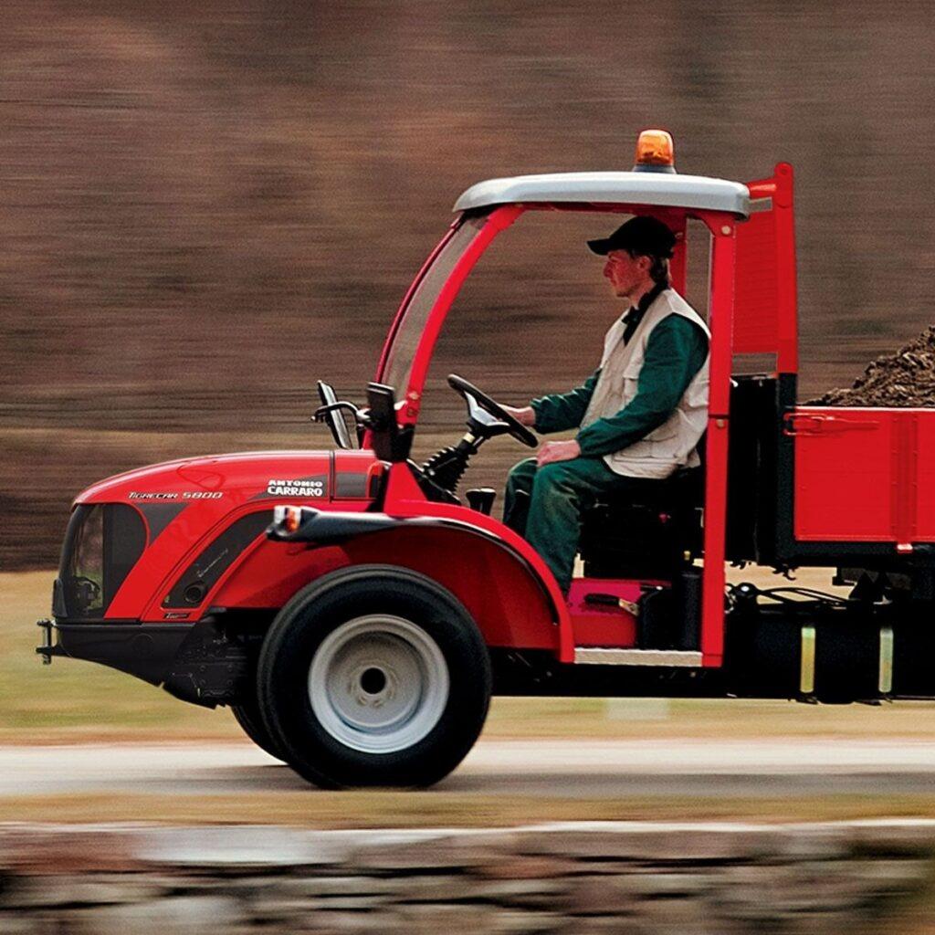 Tigrecar 5800 Transporter Antonio Carraro