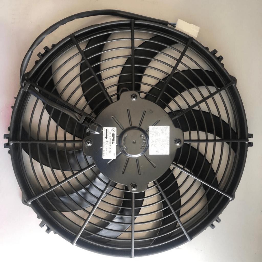 Ventilador aire acondicionado