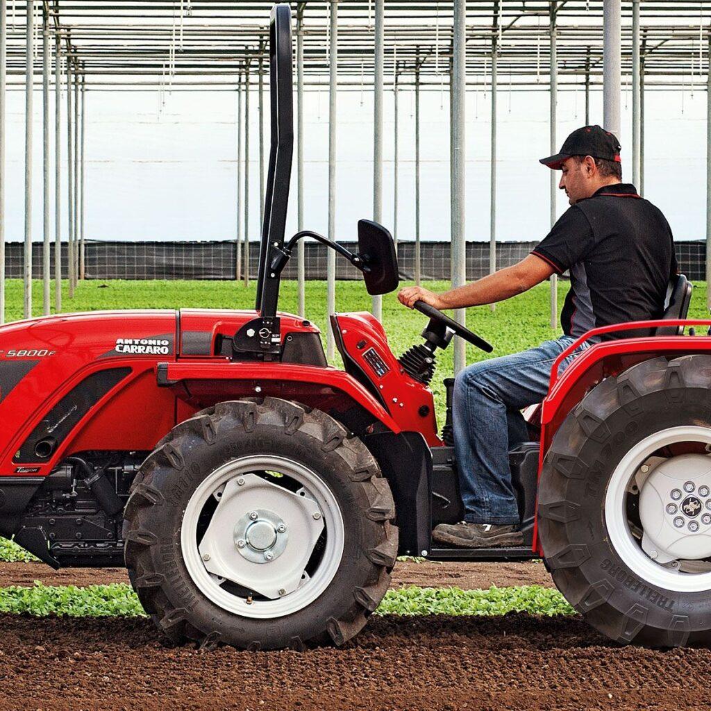 TC F Major – Tractor Rígido